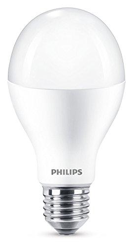 philips led lampe ersetzt 100w warmwei 2700 kelvin 1521 lumen dreierpack elknim. Black Bedroom Furniture Sets. Home Design Ideas
