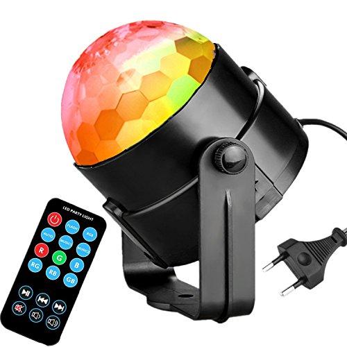 Audio-docks & Mini-lautsprecher SchöN Bluetooth Lautsprecher Mit Discolicht Und Dj Lichteffekte Für Party Usw Gold Reinweiß Und LichtdurchläSsig