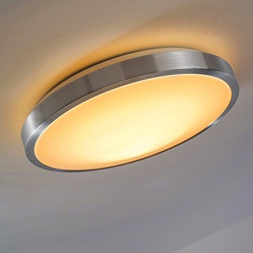 LED Deckenlampe Wutach Eckig