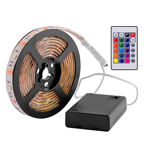 led strip solmore led streifen strips 150cm smd 5050 rgb bunt lichtleiste band beleuchtung. Black Bedroom Furniture Sets. Home Design Ideas
