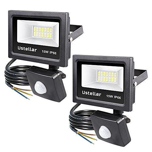 30w Kolben Außen Led Flutlicht 6000k Tageslicht Ip66 Grau Wasserfest 220-240v Außenstrahler & Flutlichter Beleuchtung