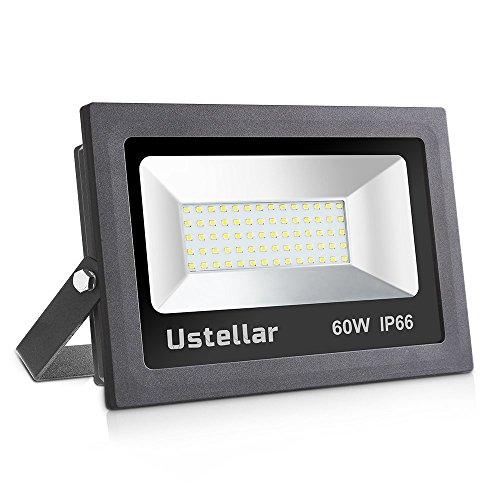 Beleuchtung Außenstrahler & Flutlichter 30w Kolben Außen Led Flutlicht 6000k Tageslicht Ip66 Grau Wasserfest 220-240v