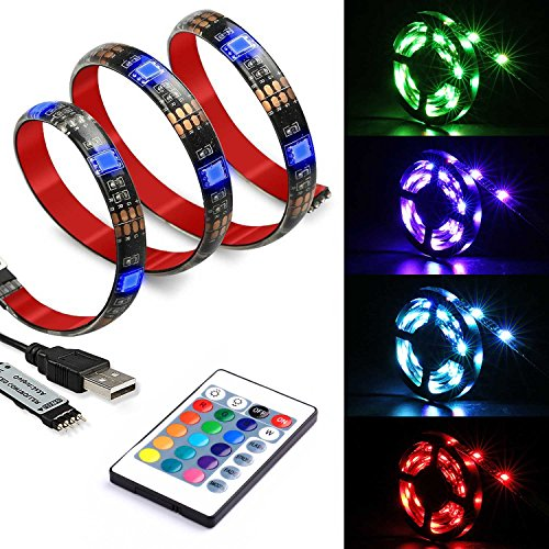 led strip licht streifen 2m wasserdicht wechselnde farben rgb smd5050 led leiste mit rf. Black Bedroom Furniture Sets. Home Design Ideas