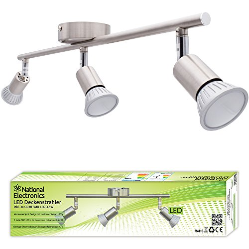 Briloner Leuchten Deckenleuchte, Badezimmerlampe, LED