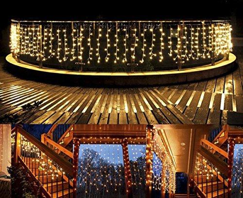 Weihnachtsbeleuchtung Mit Fernbedienung.Lichterkette Außen Lichterkette Balkon B Right 480 Led Lichterkette