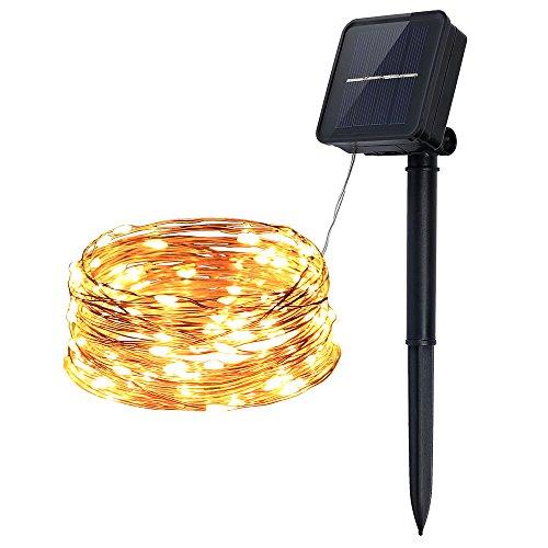 aglaia led lichterkette kupferdraht dimmbar sternenlichter 150 led 15m 49ft 10 modus. Black Bedroom Furniture Sets. Home Design Ideas
