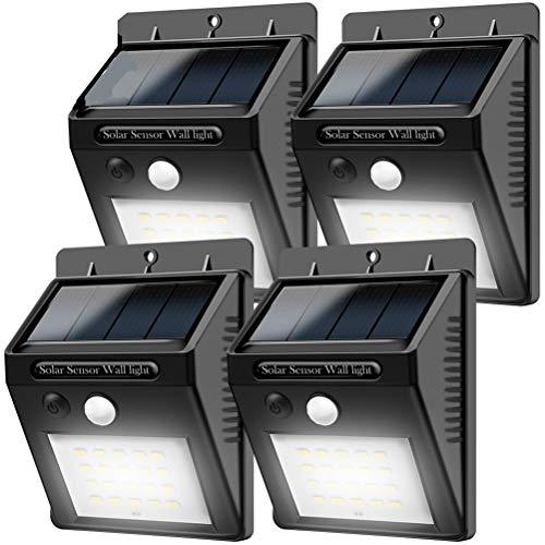 luposwiten solarlampen f r au en 28 led solarleuchten mit bewegungsmelder aussenbeleuchtung. Black Bedroom Furniture Sets. Home Design Ideas