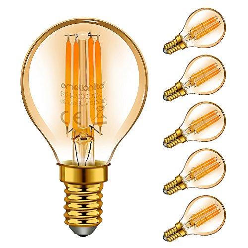 emotionlite e14 led vintage lampe led filament gl hlampen. Black Bedroom Furniture Sets. Home Design Ideas