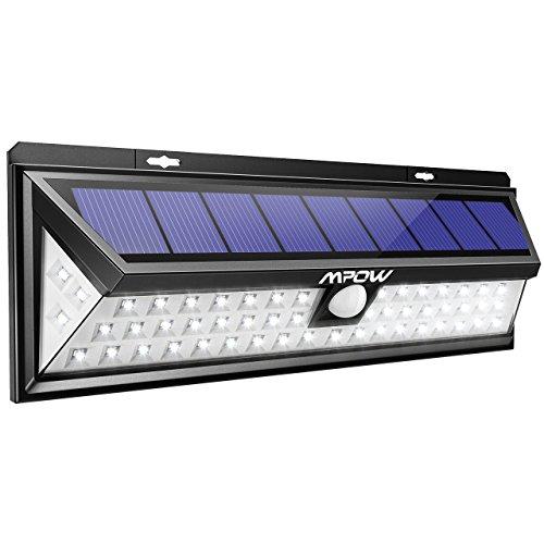 16 Led Wasserdicht Solarbetriebene Pir Bewegungserkennung Sensor Wandleuchte Outdoor Garten Pathway Balkon Veranda Sicherheit Licht Lampe SchöN In Farbe Solarlampen Außenbeleuchtung