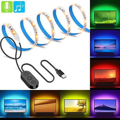 Unterhaltungselektronik Digital Voice Recorder UnabhäNgig Multi Beleuchtung Modus Usb Aufladbare Magische Led Licht Auto Stimme Aktiviert Lampe Für Bühne Disco