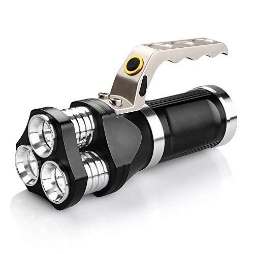 Scheinwerfer Usb Led Akku-scheinwerfer 15000 Lumen Micro T6 Zoom Scheinwerfer Kopf Lampe Aluminium Taschenlampe Jagd Angeln Licht Mit Kabel Elegante Form
