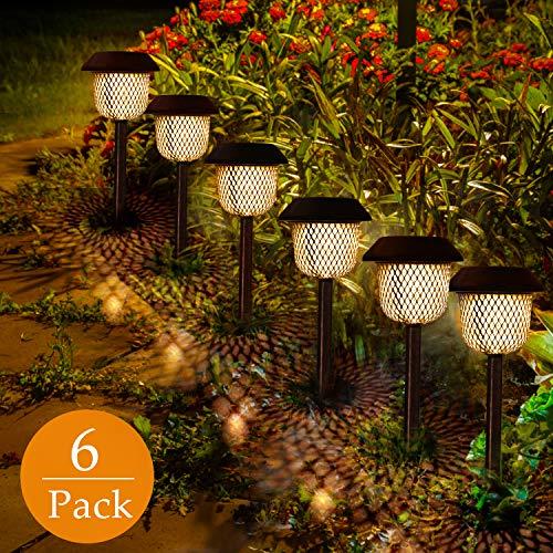 Außenbeleuchtung Realistisch 22 Led Wiederaufladbare Super Helle Außen Fernbedienung Lichter Solar Camping Lichter Taschenlampe Yard Automatische Sensor Garten Lampe Einfach Zu Verwenden
